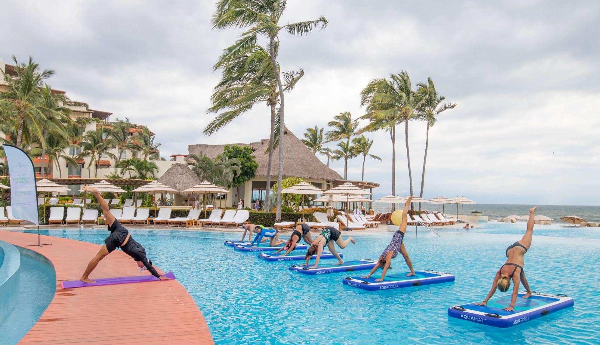 Grand Velas Riviera Nayarit se convierte en epicentro del bienestar