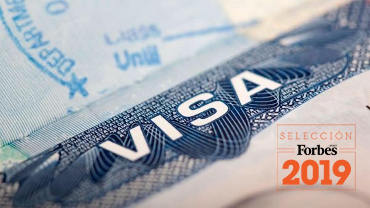 Selección Forbes 2019 | Estas son algunas razones por las cuales te pueden negar la visa