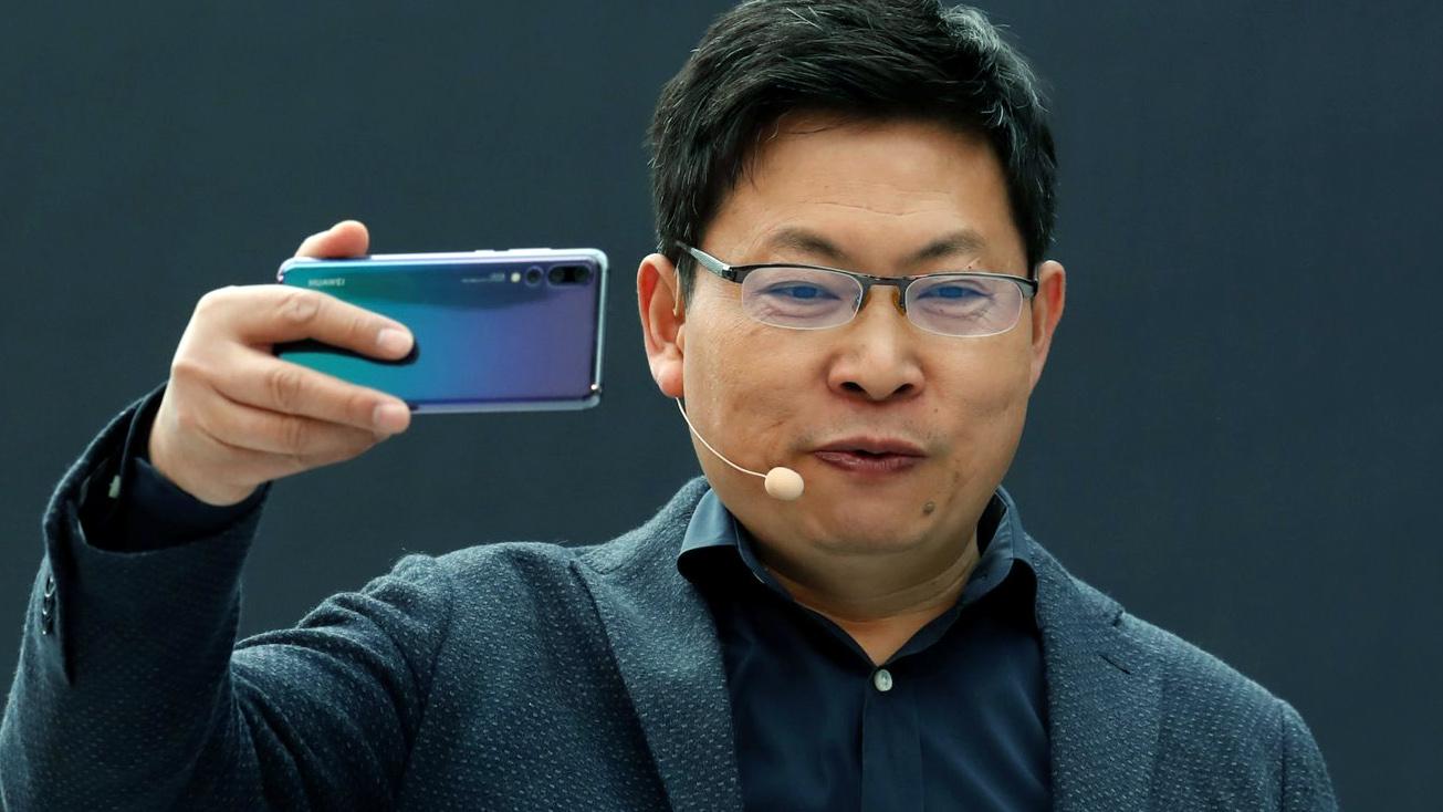 Huawei tendrá listo su sistema operativo este mismo año