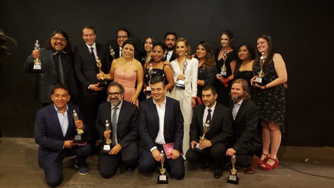 'Roma' arrasa en los premios Ariel