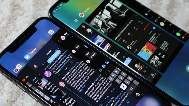 Android dark mode modo oscuro