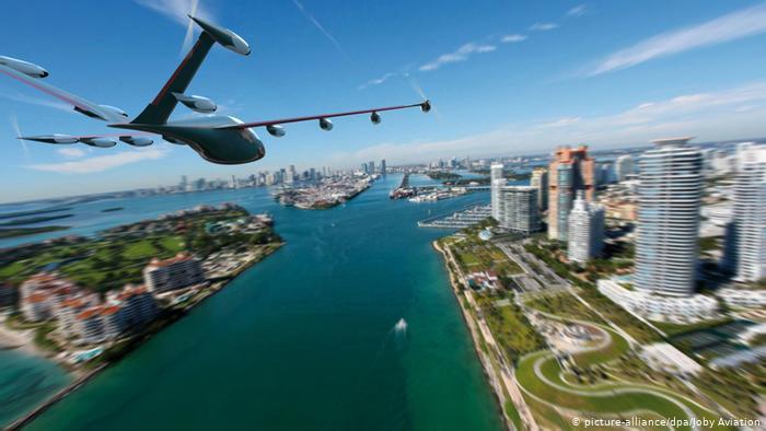 Ampaire prueba el avión eléctrico más grande del mundo