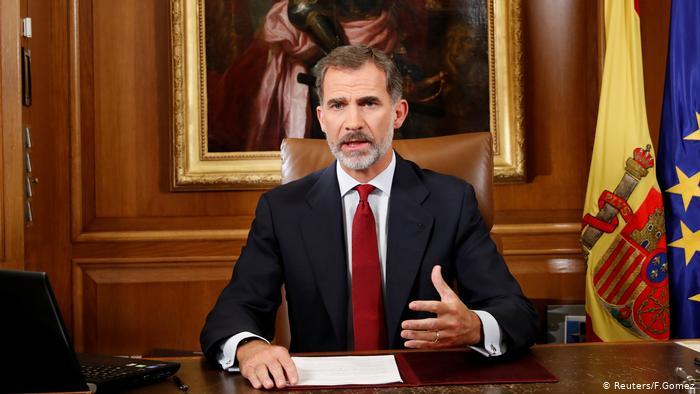 El rey de España cumple un lustro en el trono
