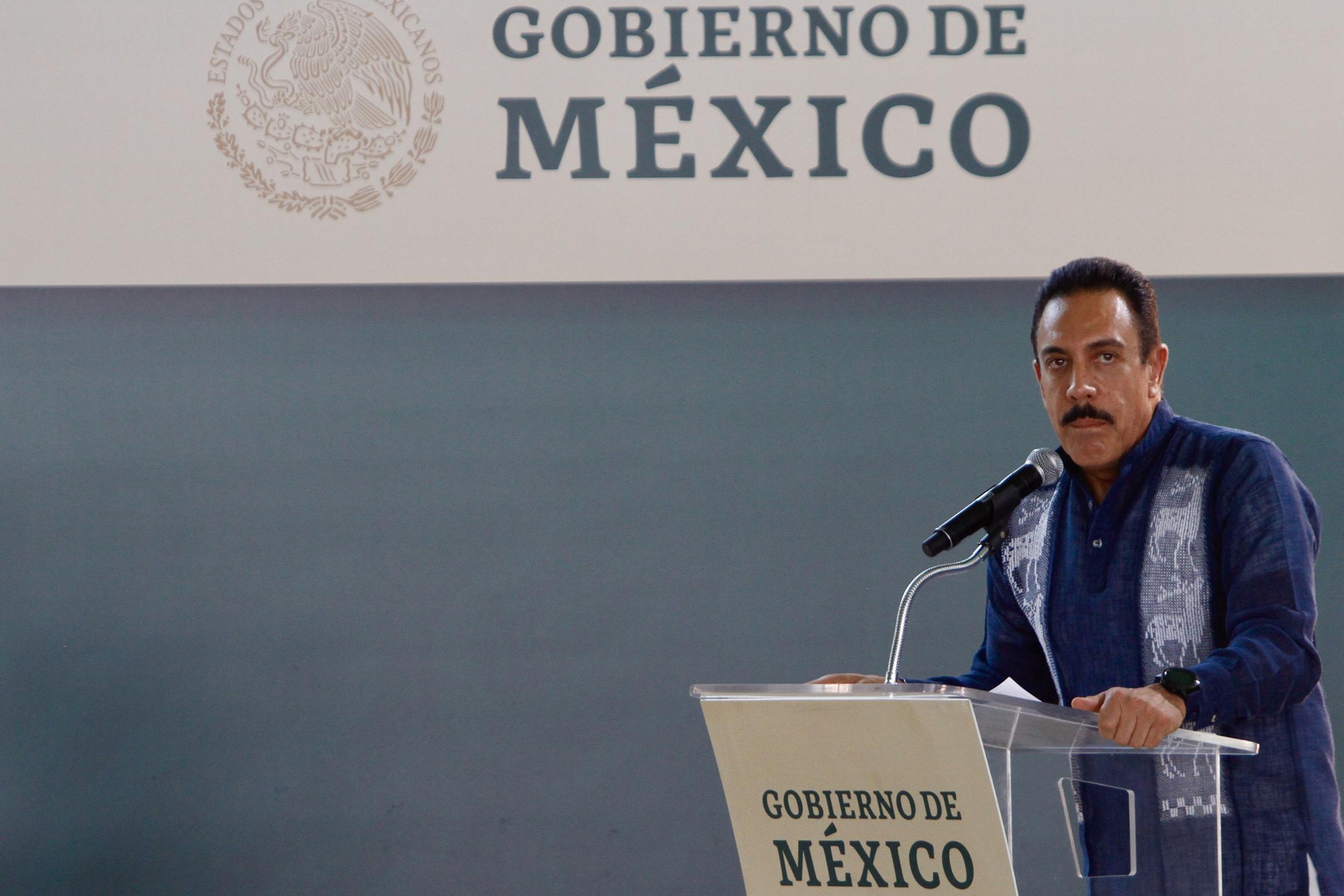 Hay huachicoleros migrando a Hidalgo: Omar Fayad