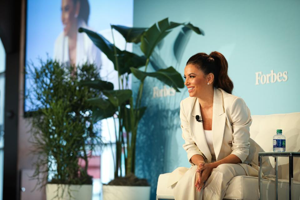 Eva Longoria y su misión para ayudar a otros a alcanzar su potencial
