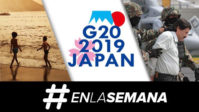 Agenda Forbes | Llegan las vacaciones; el G20 se reúne en Japón