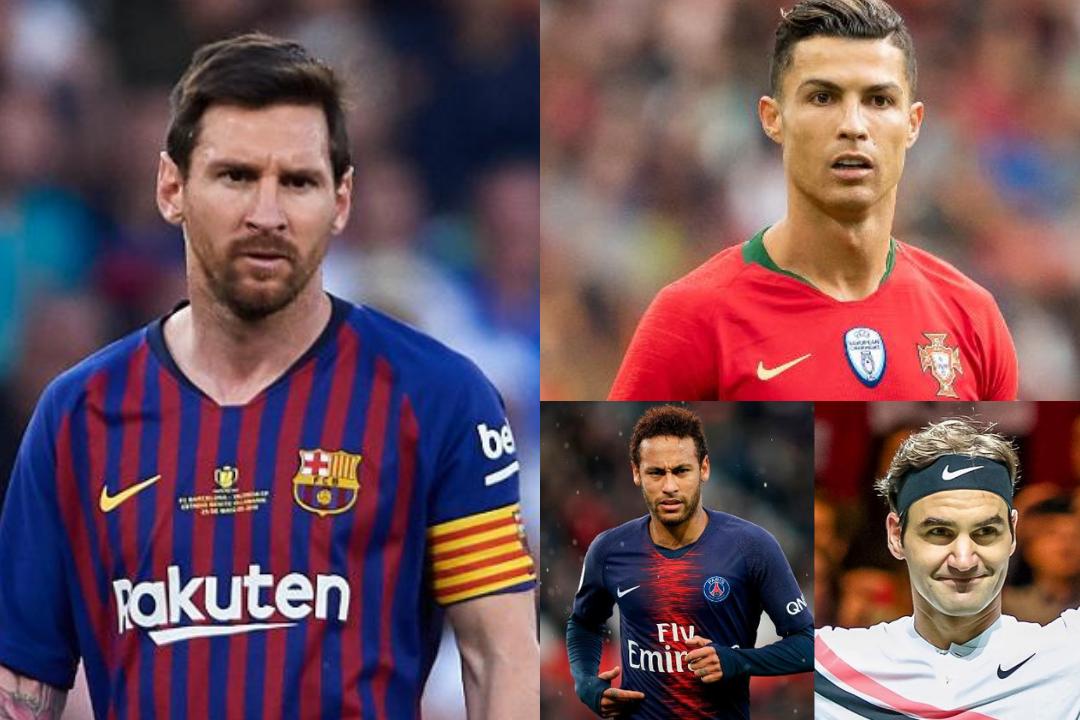 Messi recupera el trono en la lista de los atletas mejor pagados del mundo en 2019