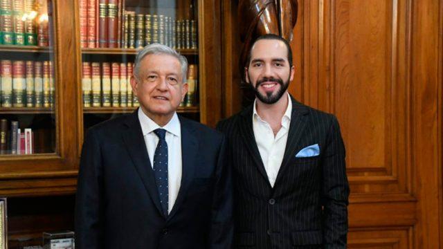 México y El Salvador firman pacto de cooperación bilateral