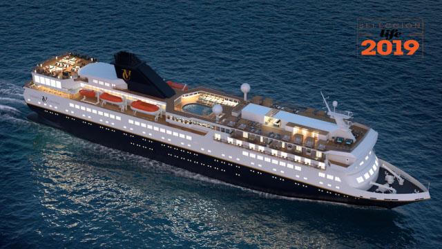 ¡Todos a bordo! El primer crucero mexicano de lujo está a punto de zarpar
