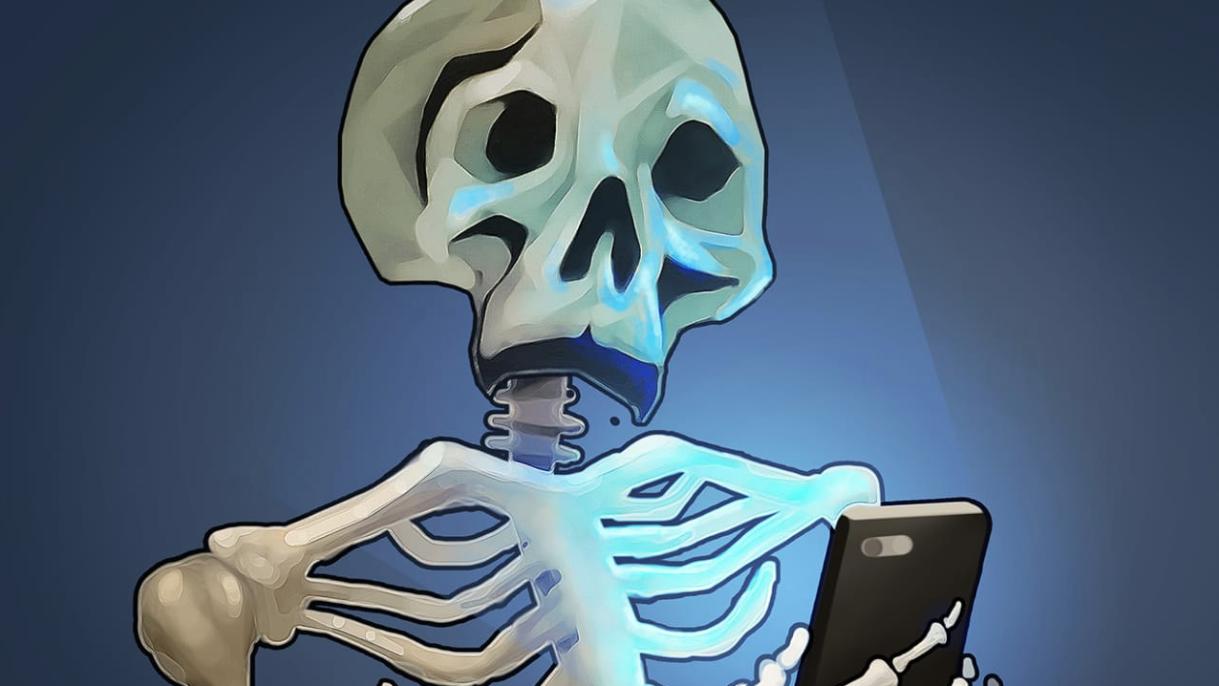 Redes sociales: cementerio y memoria digital