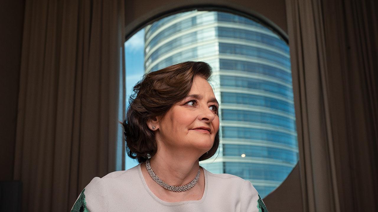 Las emprendedoras necesitan creer más en sí mismas: Cherie Blair