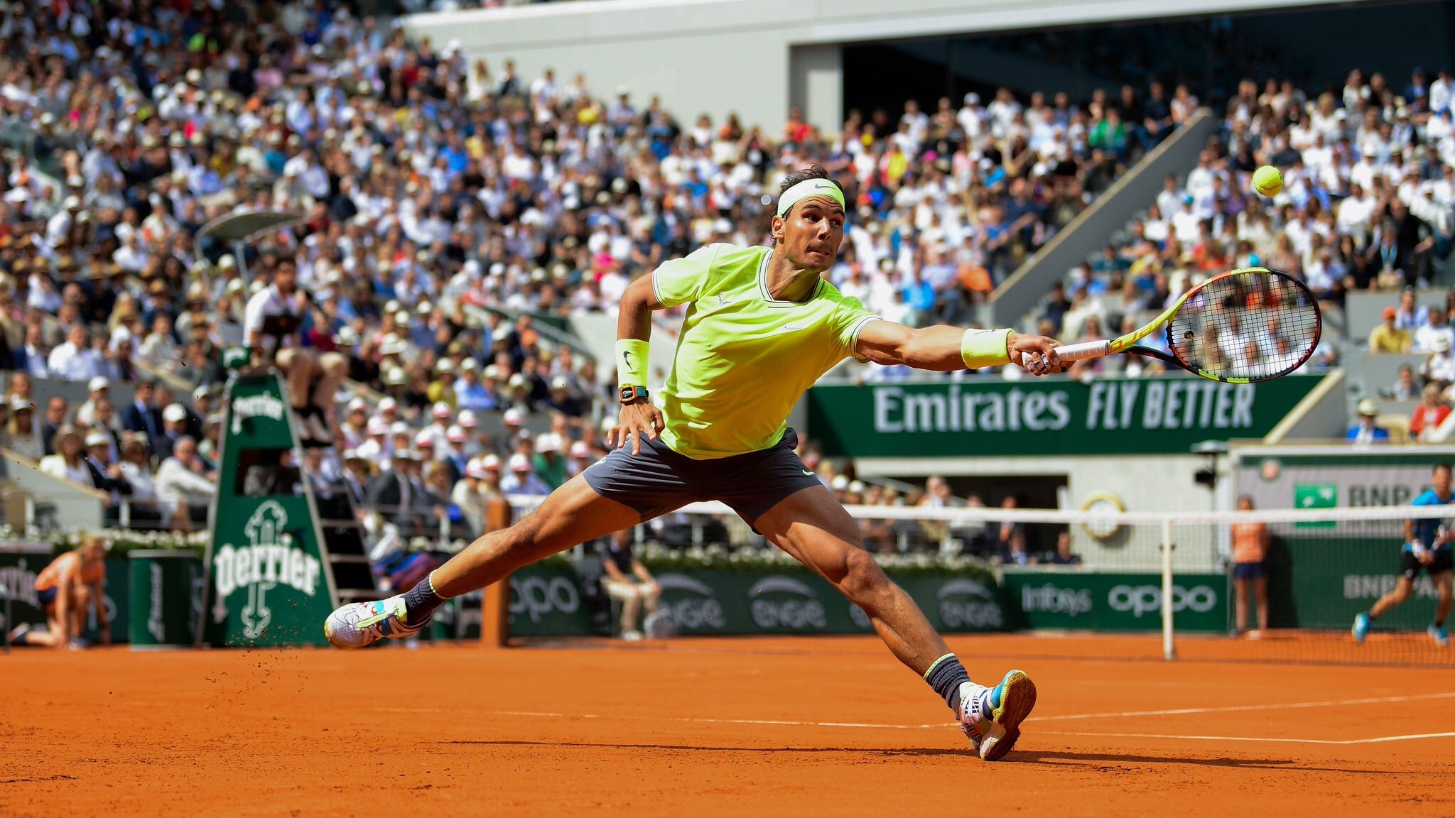 Nadal gana su título 12 de Roland Garros y rompe récord