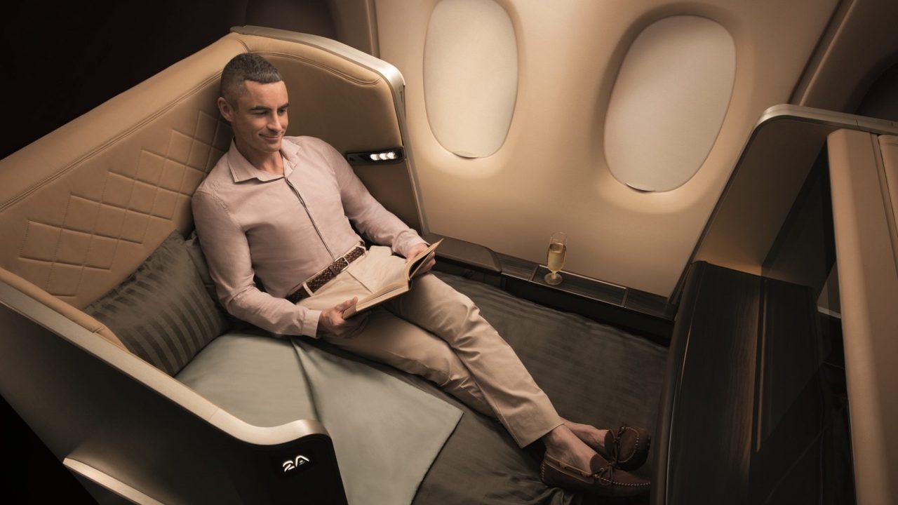 Top 10: Las aerolíneas con la mejor primera clase del mundo