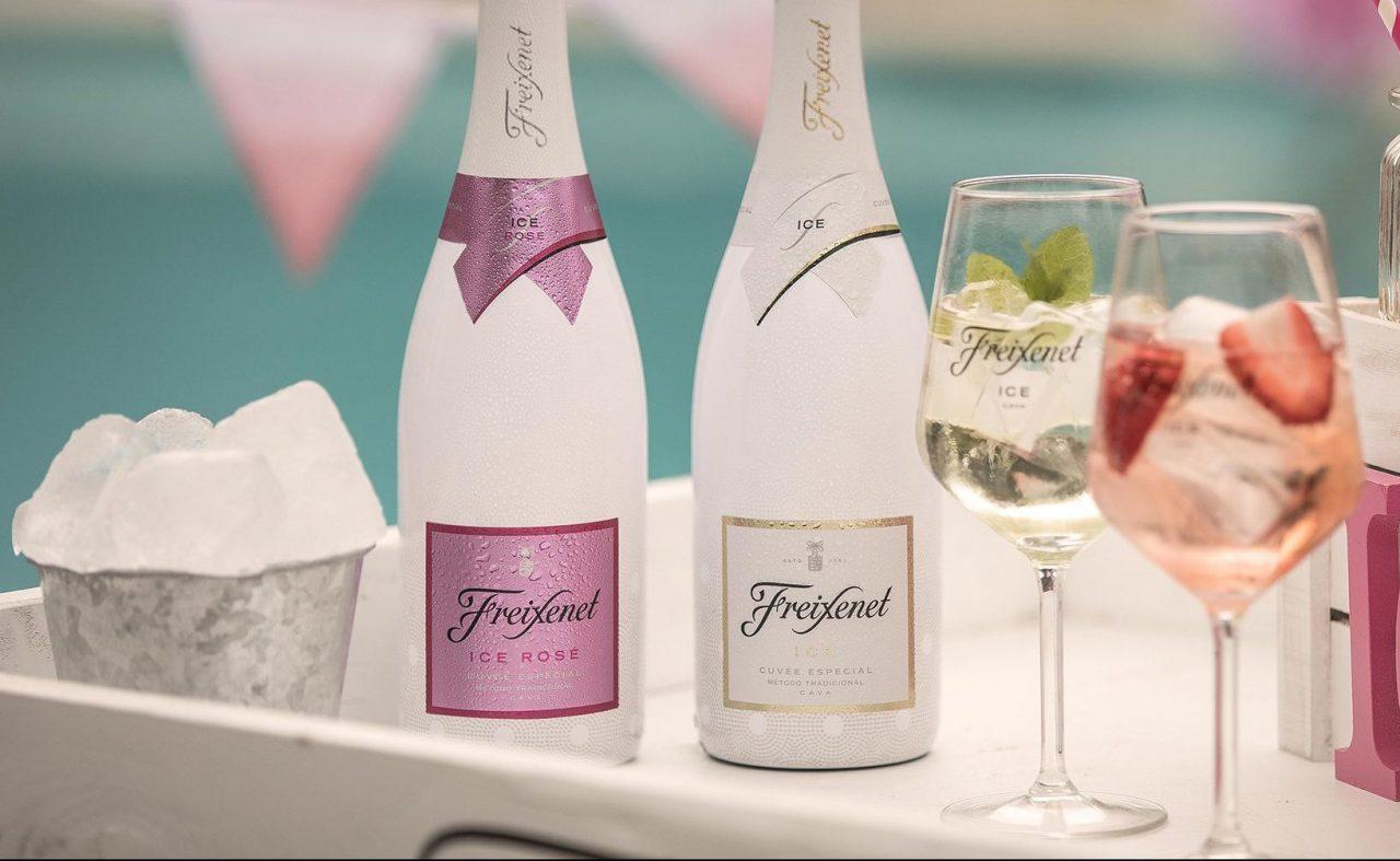 Ideal para el verano: Freixenet presenta un vino diseñado para beberse con hielo