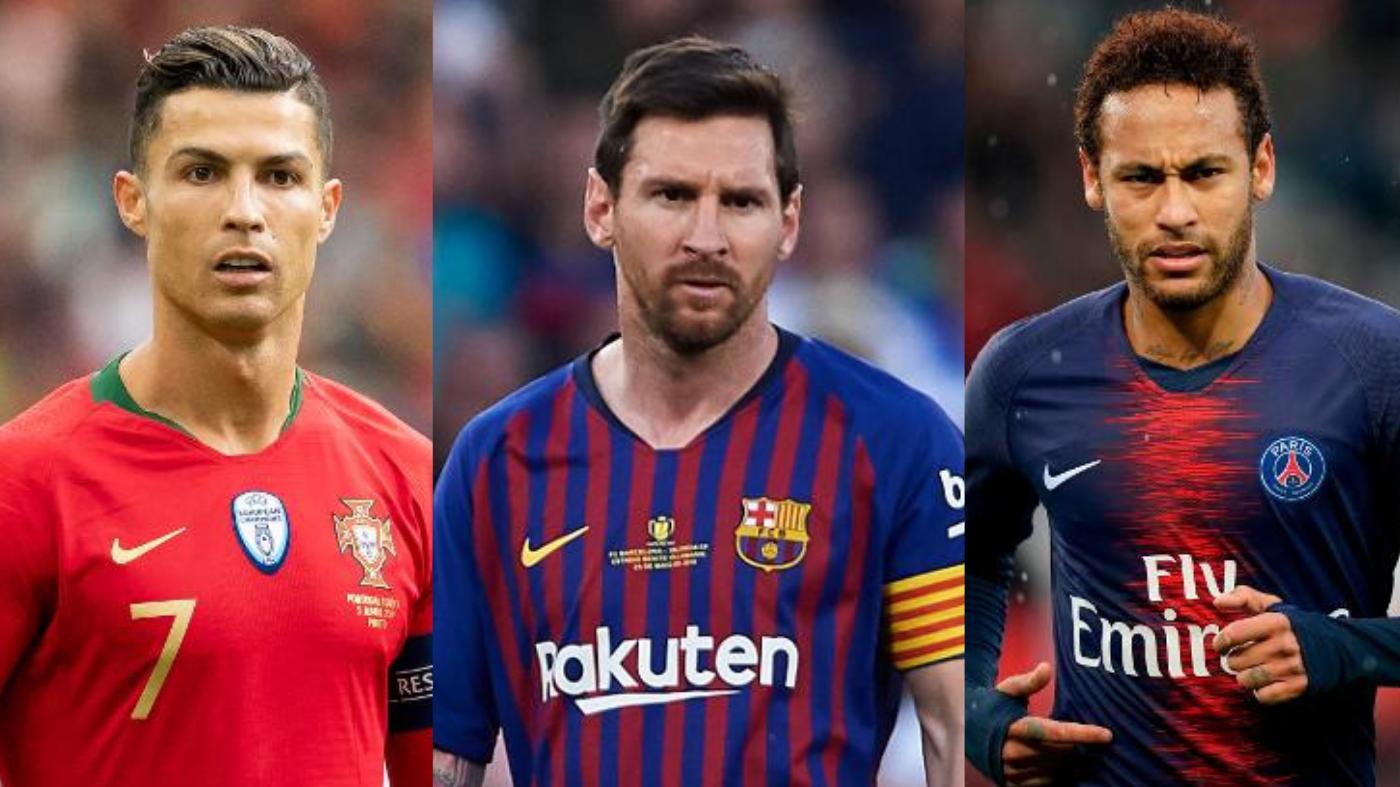 Estos son los jugadores de futbol mejor pagados del mundo en 2019