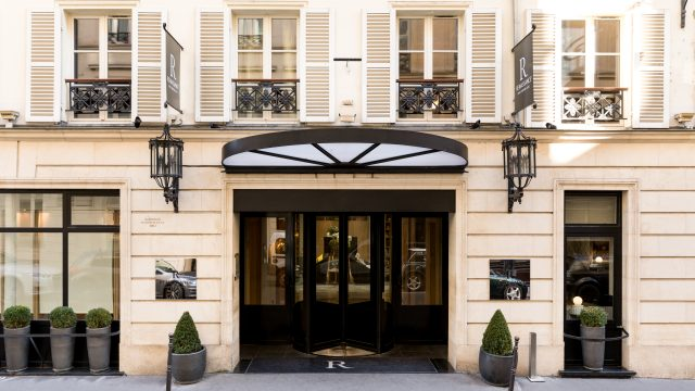 Renaissance Paris Vendome, el sueño parisino cobra vida