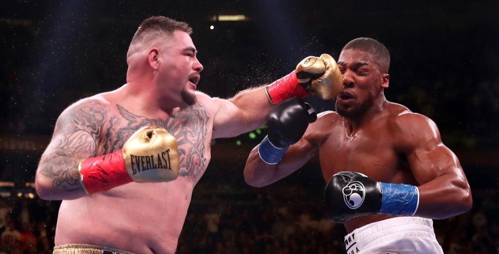 Victoria de Andy Ruiz Jr. le da a México noveno campeonato mundial de boxeo