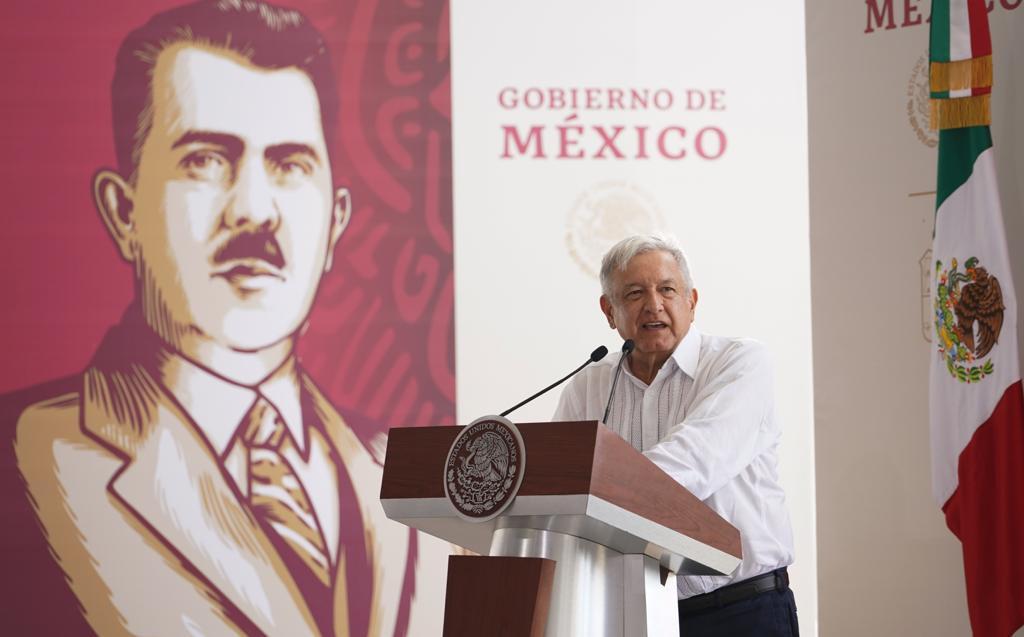 Que nada ni nadie separe la bonita amistad entre EU y México: AMLO
