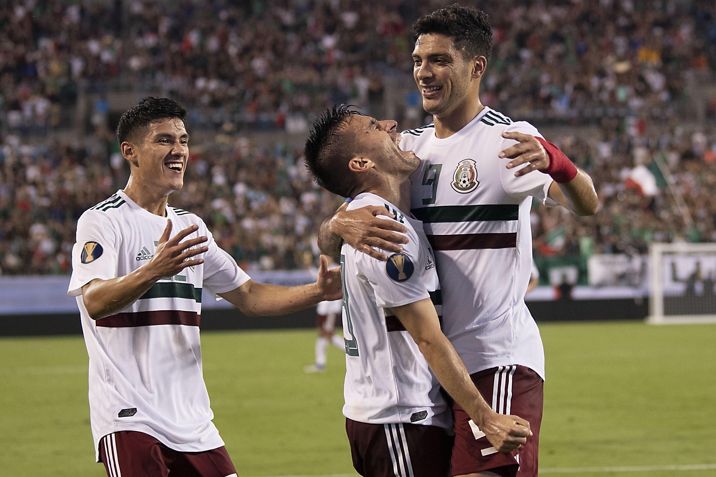 México derrota a Martinica y afianza liderato de grupo en Copa Oro