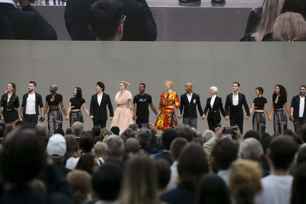 'Karl For Ever', ecos del homenaje a Karl Lagerfeld en París