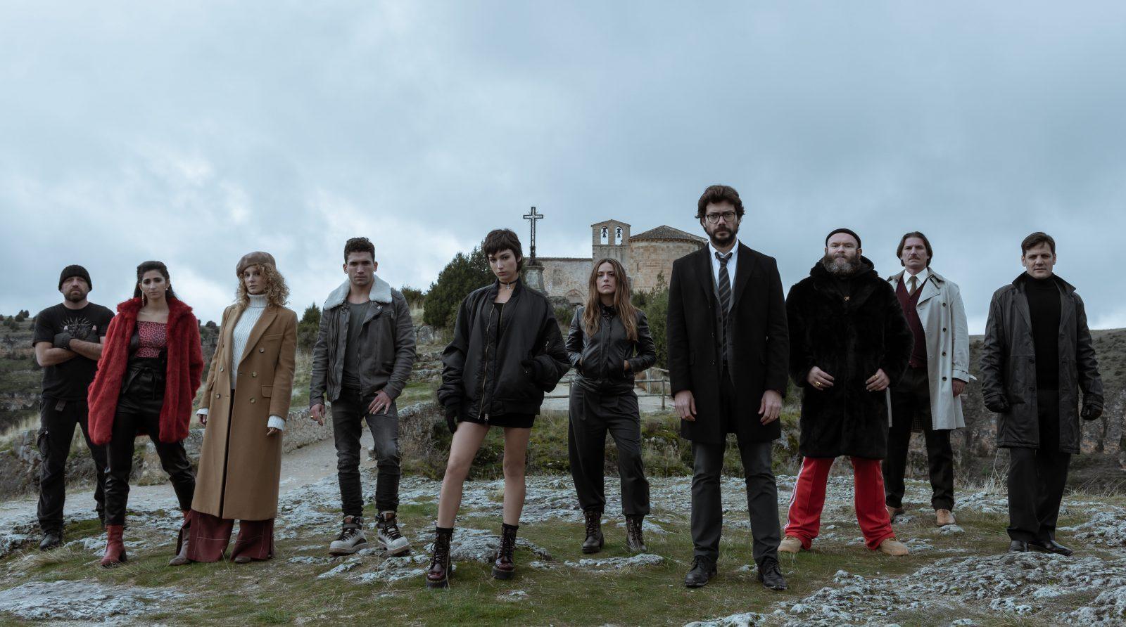 La Casa de Papel, trailer oficial temporada 3