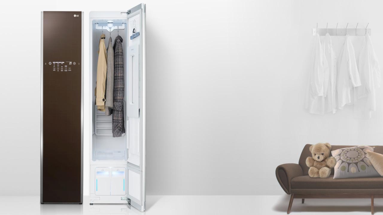 LG Styler: el complemento superior en el cuidado de la ropa