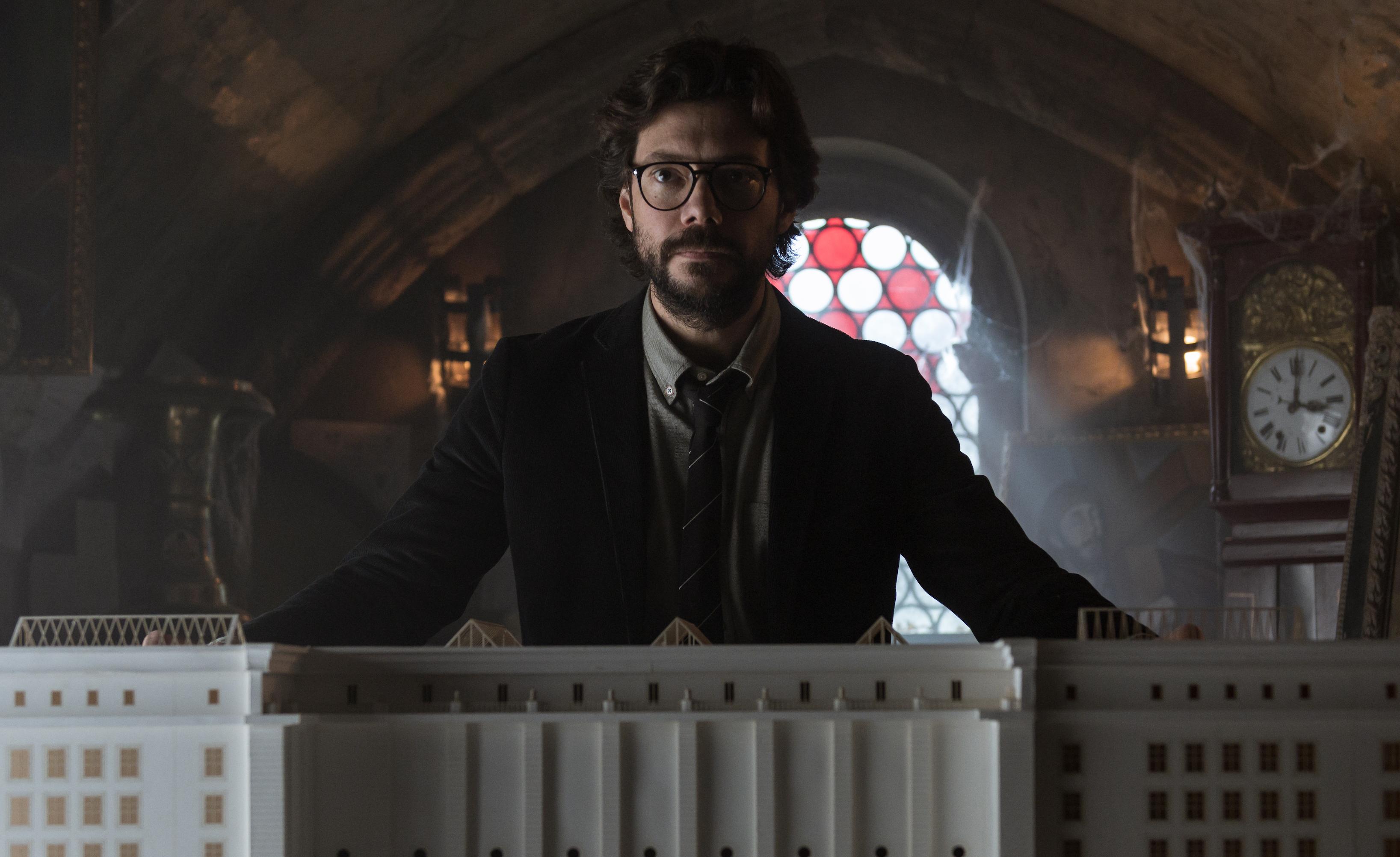 Confirmado: 'La casa de papel' tendrá una cuarta temporada