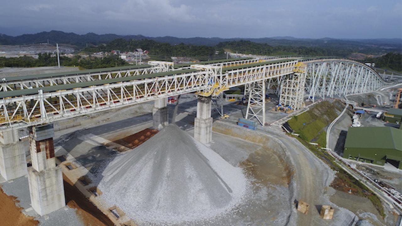 Minera Panamá contestó al presidente electo: Estamos dispuestos a dar información