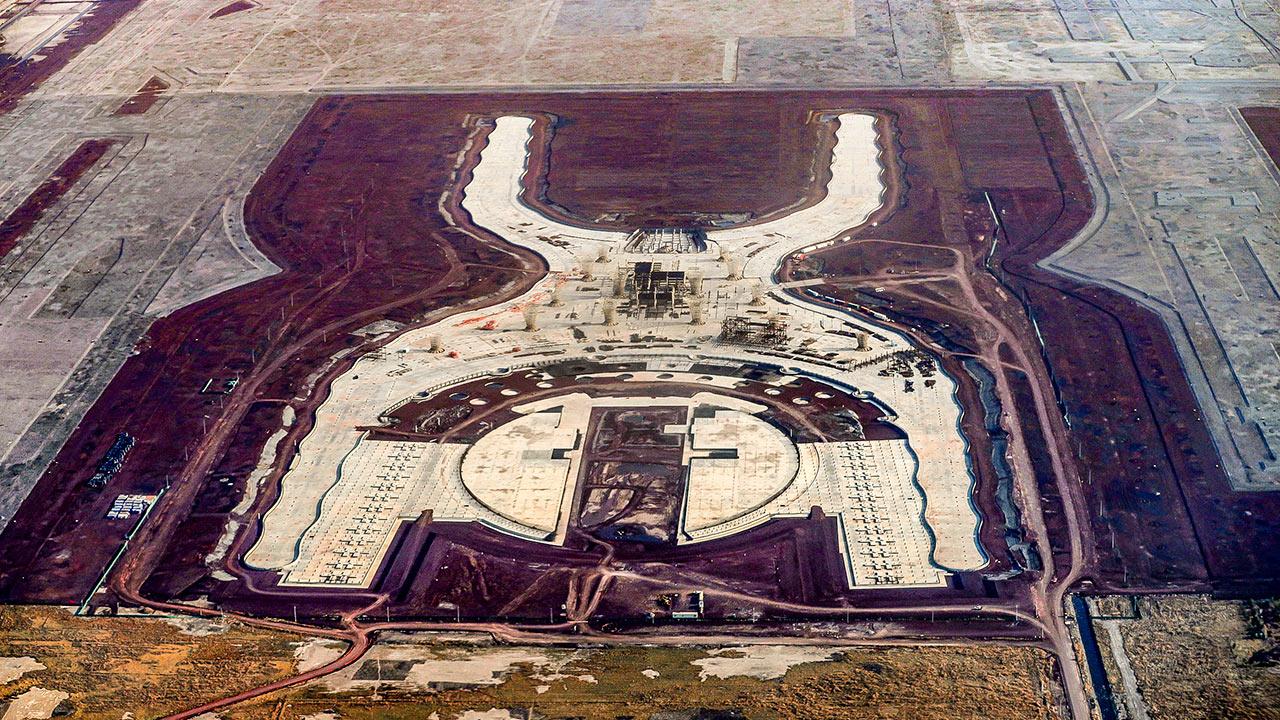 Pago a tenedores de bonos del aeropuerto de Texcoco está garantizado: SCT