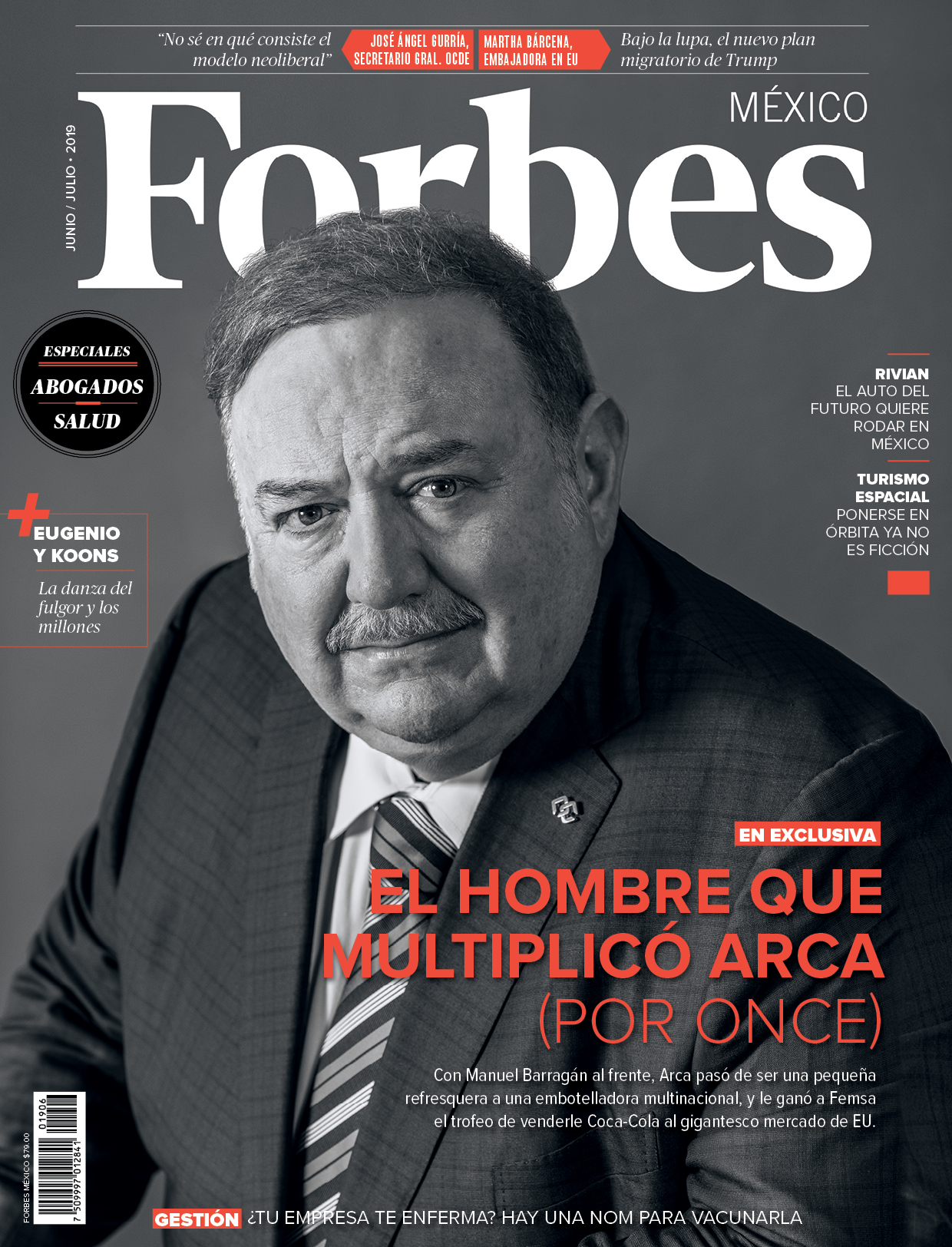 Revistas Forbes Latino America
