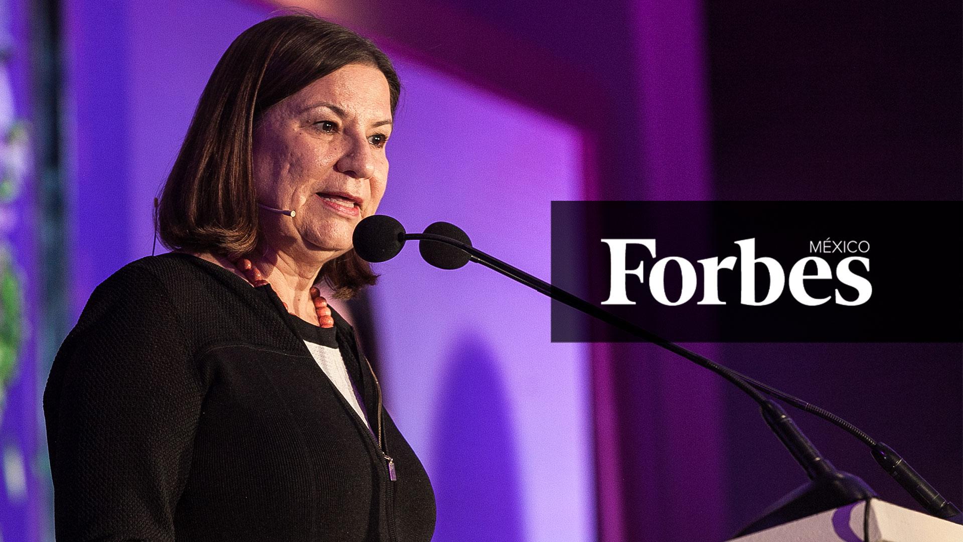Martha Bárcena, la primera mujer embajadora de México ante los EU | Forbes Talks