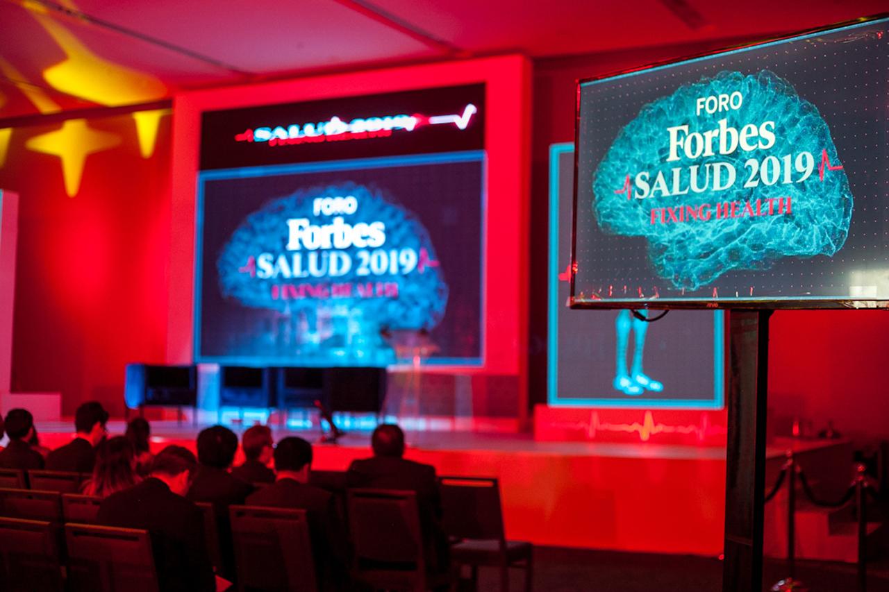 Sigue en vivo el Foro Forbes Salud 2019