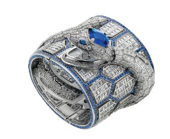 Serpenti Misteriosi Romani es el reloj más caro en la historia de Bvlgari