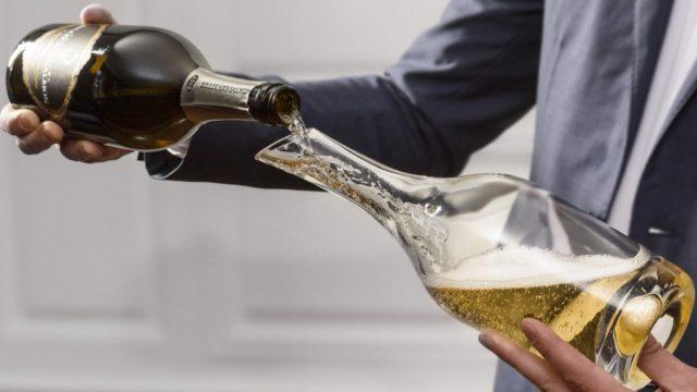 champagne México Billecart-Salmon