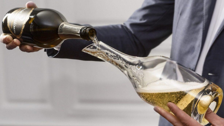 México mantiene su romance con el champagne