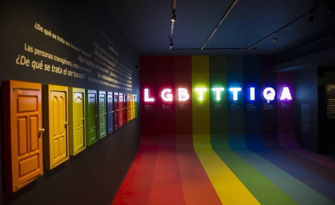 Celebra el mes del Orgullo LGBT+ en la Ciudad de México