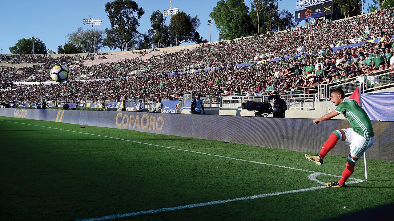 Si no fuera por México, la Copa de Oro sería un rotundo fracaso