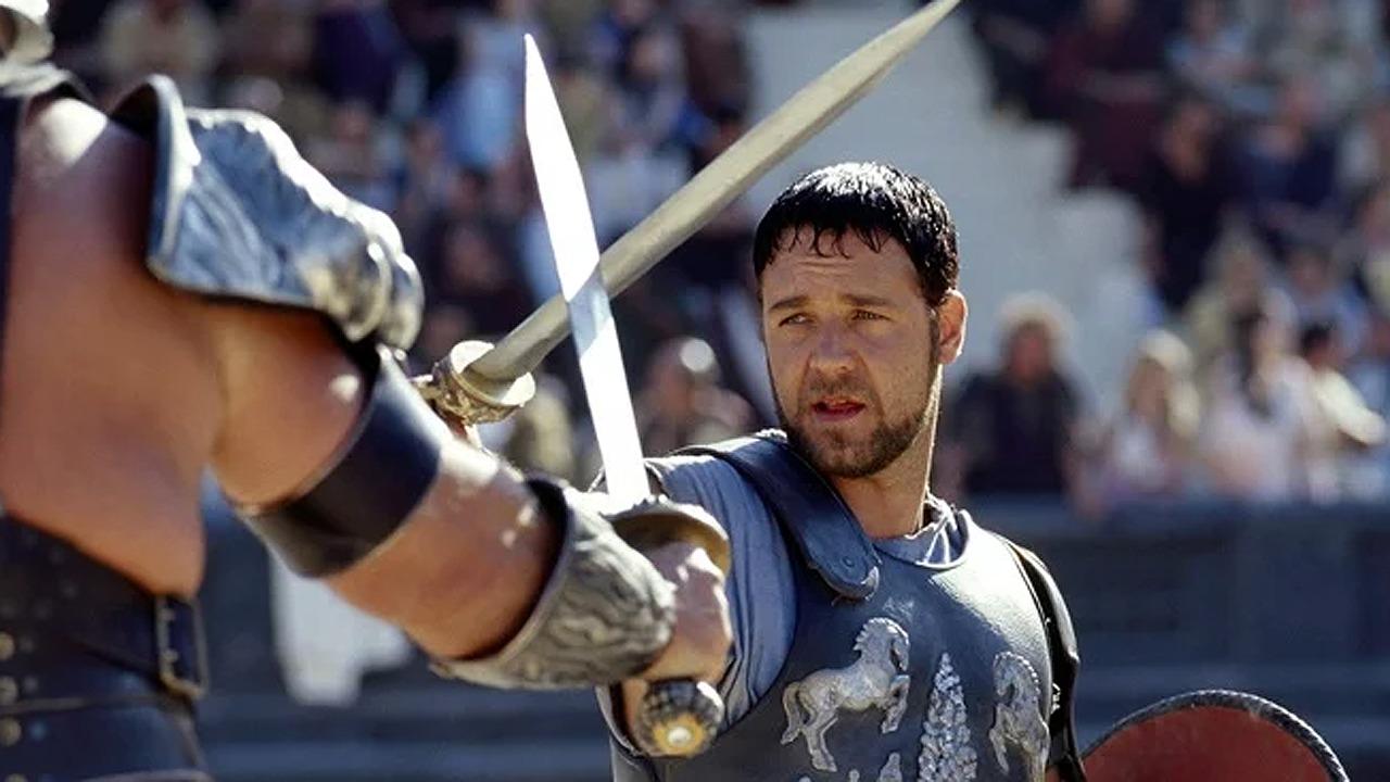 Gladiador tendrá secuela y se desarrollará 25 años después de la primera