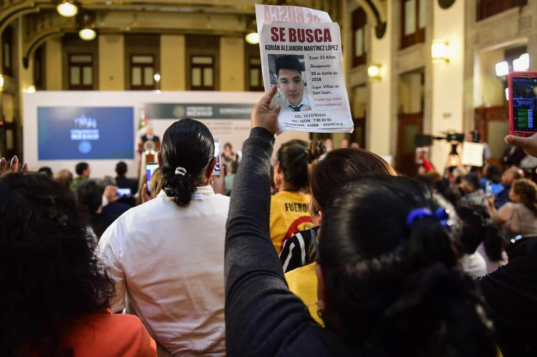 Negligencia e indiferencia de autoridades, las barreras en la búsqueda de un hijo