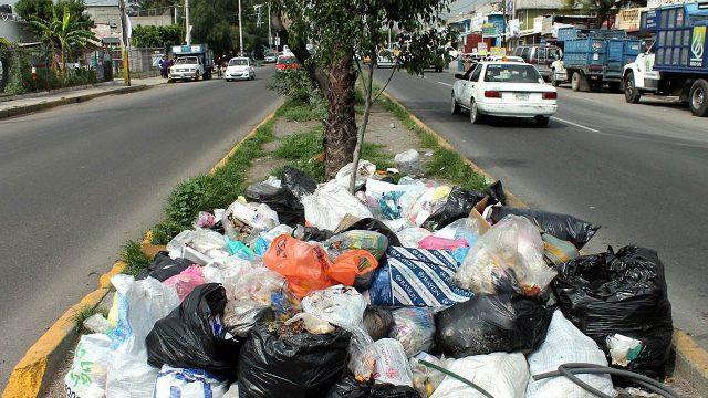 basura calles