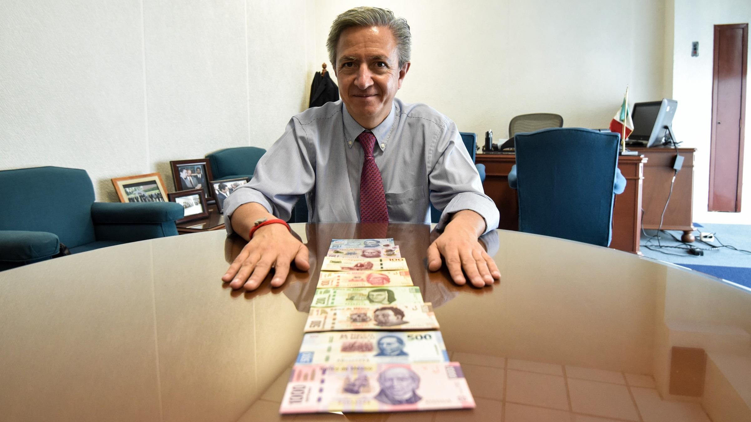 Nuevo billete de 200 pesos hará su debut en la segunda mitad del año