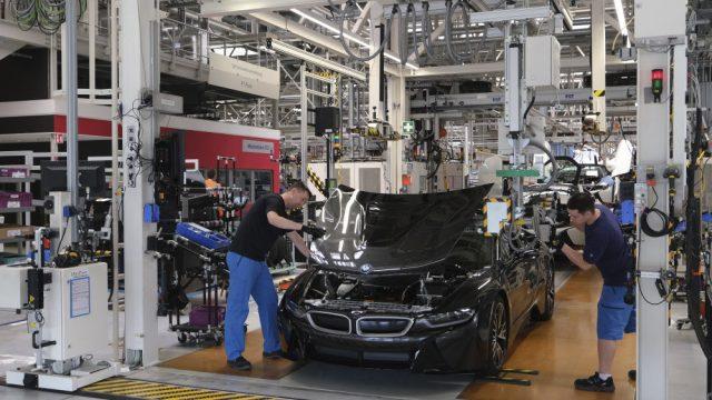 Fábricas automotrices