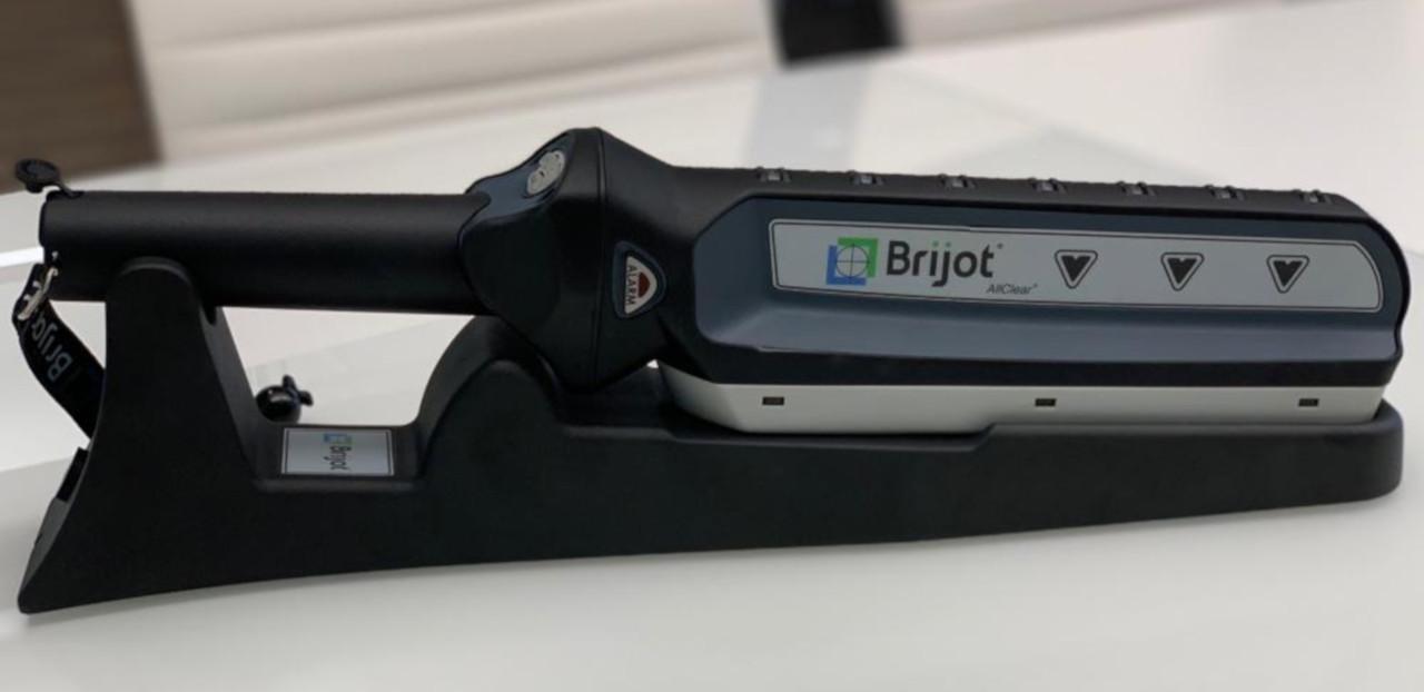 AllCLEAR de Brijot: Lo último en detección de sustancias y objetos amenazantes