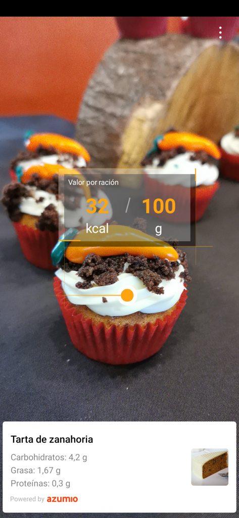 calorías smartphone