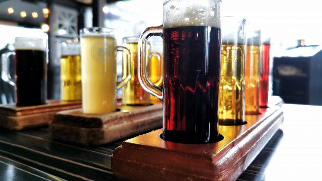 cervezas artesanales orgullo