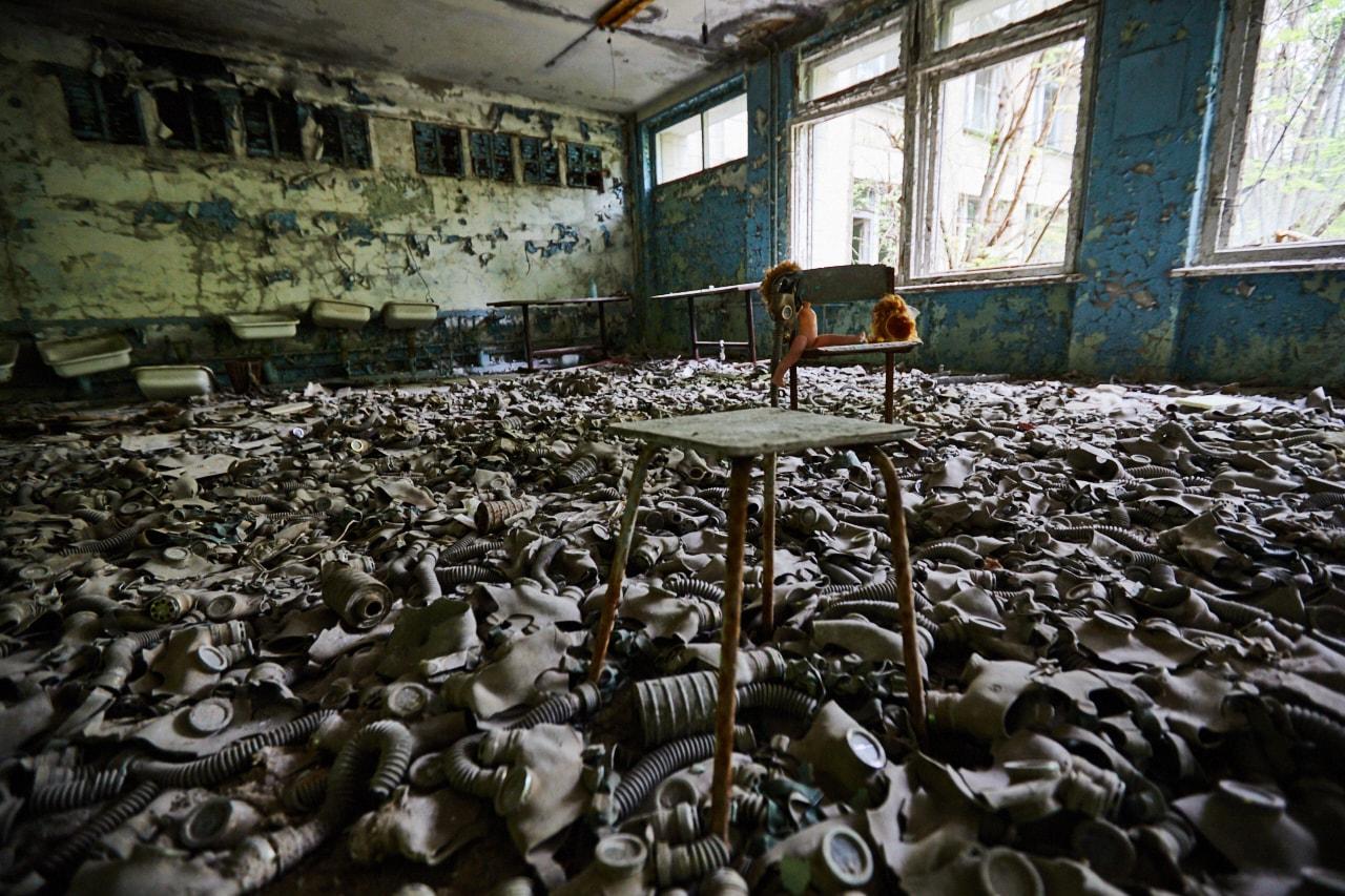 Viaje extremo: Adéntrate a las entrañas de Chernobyl