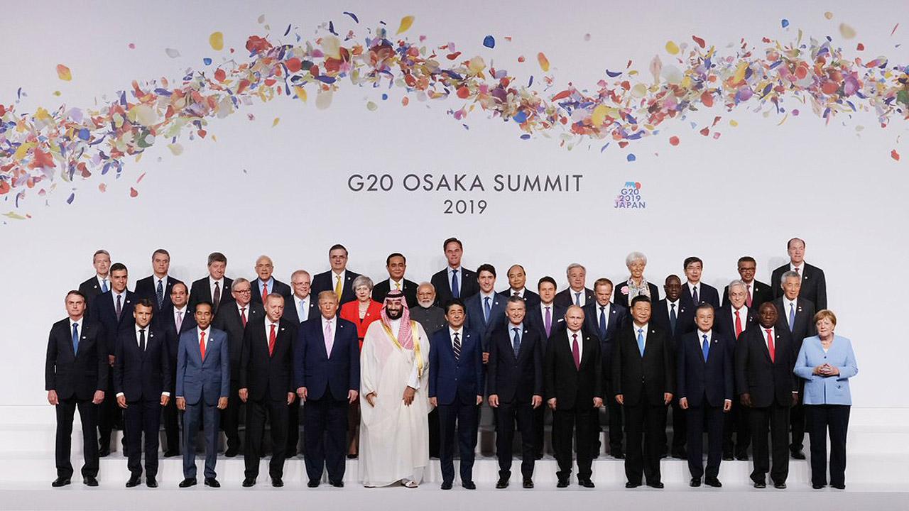 Inicia la cumbre de los líderes del G20 en Osaka