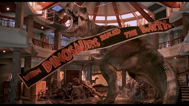 Jurassic World Steven Spielberg Netflix
