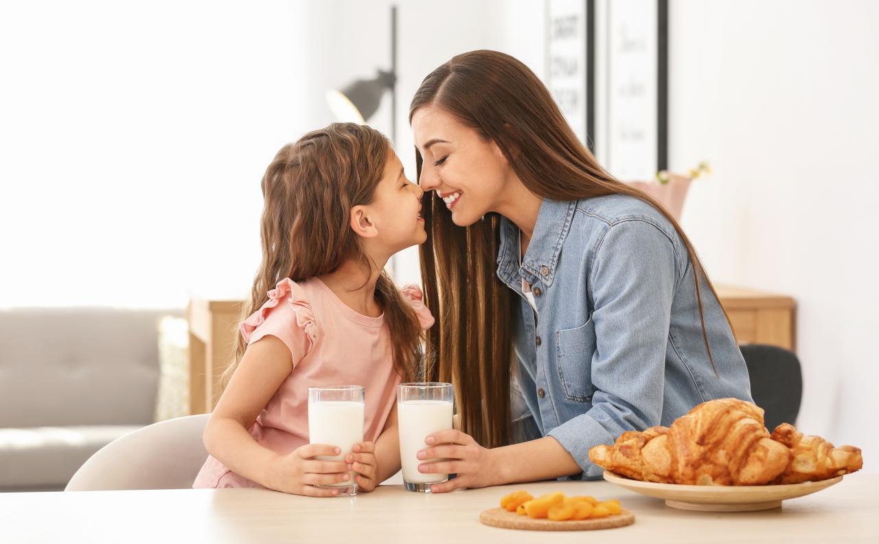 Desayuno: el poder de la leche en el mundo