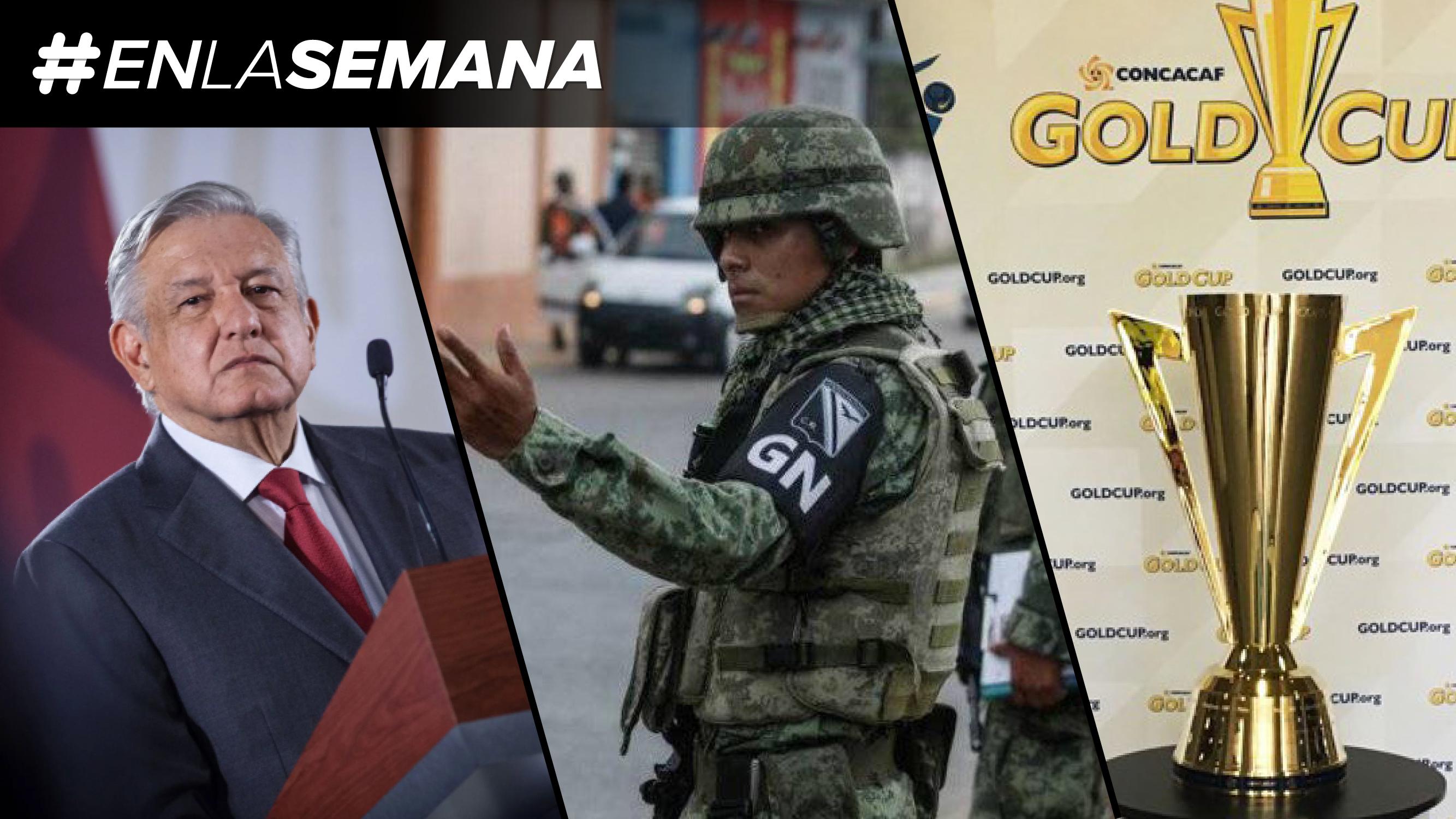 Agenda Forbes | AMLO regresa al Zócalo; la Guardia se despliega